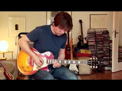 "2014 Gibson ""The Southern Rock 1959 Les Paul"", Part1"