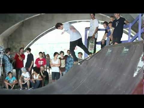union demo kiev gavan skatepark