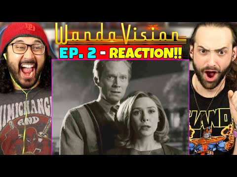 WANDAVISION 1x2 - REACTION!! (Season 1, Episode 2)