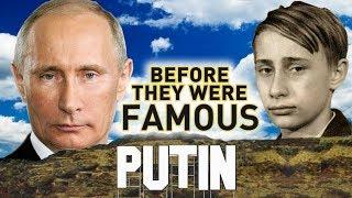 Video VLADIMIR PUTIN - BEFORE THEY WERE FAMOUS - Russian leader MP3, 3GP, MP4, WEBM, AVI, FLV Juli 2018