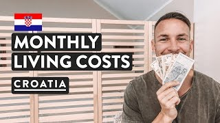 ZAGREB COST OF LIVING | Monthly Digital Nomad Croatia Living Costs
