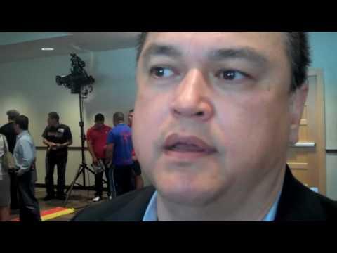 Scott Coker talks Strikeforce Houston and Melendez vs Alvarez