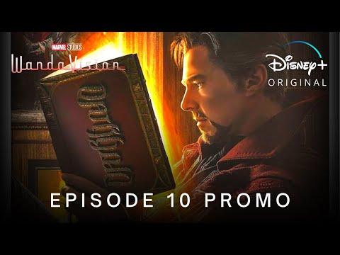 WandaVision | Episode 10 Promo | Disney+