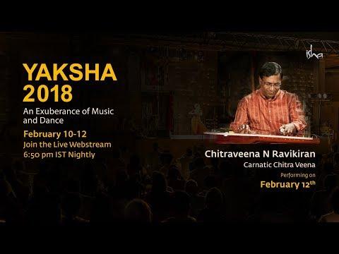Chitraveena N Ravikiran - YAKSHA 2018 Feb 12