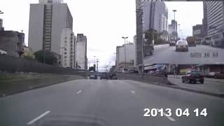 Cidade de São Paulo,16 de outubro de 1988 - 25 anos depois