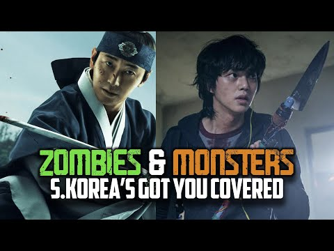 5 South Korean Zombie Films That Will BLOW YOU AWAY!
