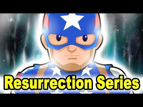 "33 mins Citi Heroes Series 20 ""Resurrection"""