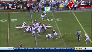 Adam Shead vs West Virginia (2013)