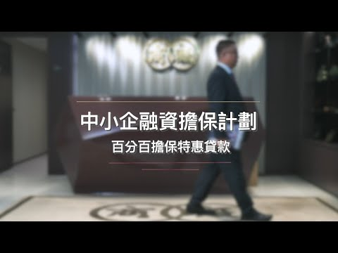 Special 100% Loan Guarantee Supports SMEs - Interview with CMA (Chinese only)
