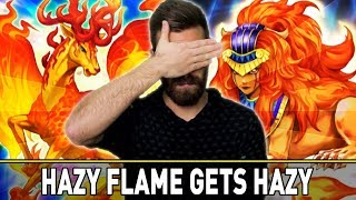 HAZY GETS HAZY! | YuGiOh Duel Links PVP Mobile & Steam  W/ ShadyPenguinn