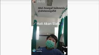 Alwi Assegaf Nyanyi lagu Seluruh Cinta (song by Siti Nurhaliza ft Cakra Khan OST Cahaya Hati)