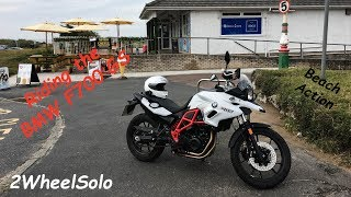 5. A biker's life - Riding the BMW F700 GS