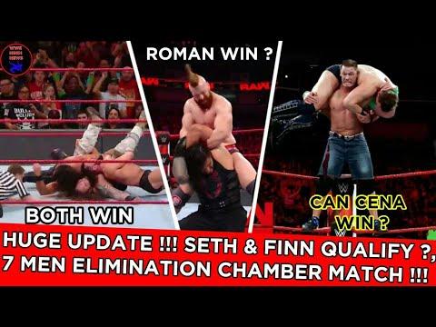 WWE RAW 12 Feb 2018 Result Highlights || Fatal Five Way Match on RAW 12 Feb 2018