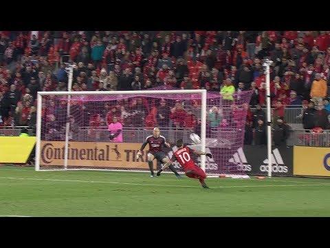 Video: Sebastian Giovinco Goal - October 28, 2018