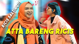 Download Video ATTA BARENG RICIS KE ACARA MEWAH PRANK Sheryl Sheinafia! MP3 3GP MP4