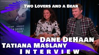 Nonton Two Lovers And A Bear   Tatiana Maslany And Dane Dehaan Interview Film Subtitle Indonesia Streaming Movie Download