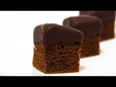 Chocolate Mud Cake Bites – Valentine's Day Special Recipe