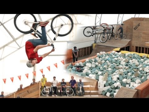 Anthony Messere - A really fun foam pit session at the Whistler Airdome with all kinds of great MTB riders! I filmed a lot of different riders, and a bunch of them you might r...