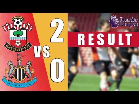 Hasil Liga Inggris Tadi Malam ! Southampton vs Newcastle !Klasemen Liga Inggris !Premier League Ke 8