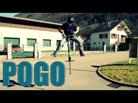 Pogo Stick TK8 pro air - First Touch