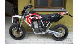 5. 2008 Husqvarna SM 450R Details & Features
