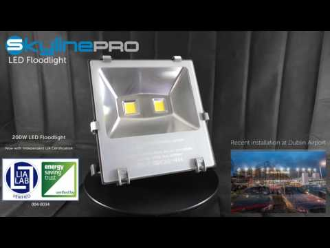 BELL 04460 LED Fld Mar Grade 100W C/W Product Video