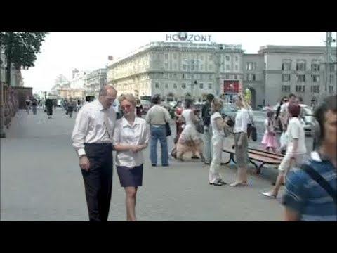 Лукашенко прошелся по Минску БЕЗ ОХРАНЫ - реакция людей удивила. Ну и новости 39