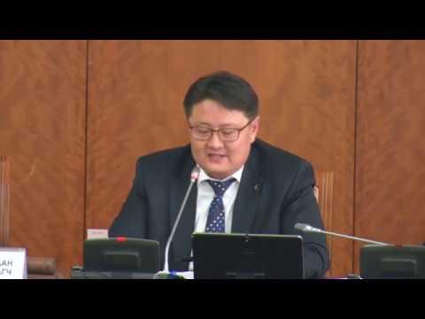 М.Билэгт: Тусгай хамгаалалттай газрын тухай хуульд хэзээ өөрчлөлт оруулах вэ?