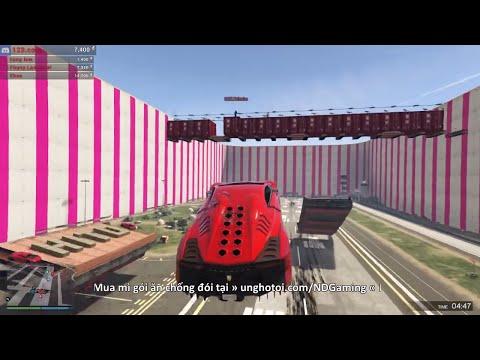 LIVESTREAM - GTA V Online đua xe kiếm hạng nhất - không xé nhápppp