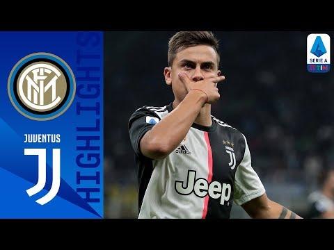Inter 1-2 Juventus  Juve Back On Top As Dybala & Higuaín Strike  Serie A