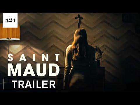 Saint Maud | Official Trailer HD | A24