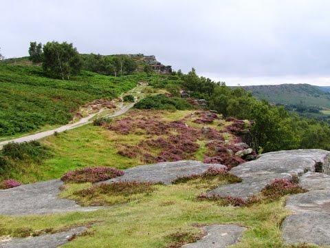 Curbar Edge   Froggatt Edge and White Edge from Curbar Gap round | peak district  Walks