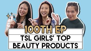 Video TSL GIRLS' TOP BEAUTY PRODUCTS (100TH EPISODE) | PrettySmart MP3, 3GP, MP4, WEBM, AVI, FLV Maret 2019