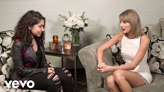 Video Alessia Cara - Taylor Swift Interviews Alessia Cara (Part 1) MP3, 3GP, MP4, WEBM, AVI, FLV Maret 2018