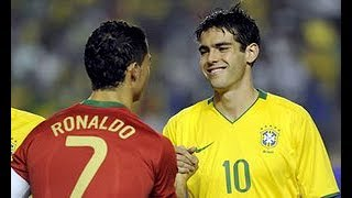 Video Brazil Vs Portugal (6-2) All Goals + Highlights - Friendly Match 19/11/2008 MP3, 3GP, MP4, WEBM, AVI, FLV Juni 2018