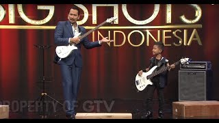 Video Diajarin Main Bass, Om Tora Sampai Melongo! | Little Big Shots Indonesia Eps. 6 (1/4) GTV 2017 MP3, 3GP, MP4, WEBM, AVI, FLV Agustus 2018