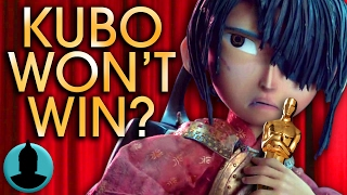 Kubo and the Oscars - Why It Won't Win an Academy Award (Tooned Up #242)   ChannelFrederator