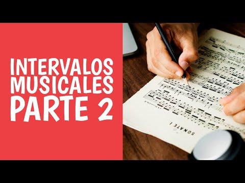 3. Intervalos Musicales Explicados: Parte 2 (Curso Teoría Musical):  Continúa aprendiendo todo sobre los intervalos musicales en esta segunda parte. En esta lección veremos las cualidades que forman un intervalo en música, por ejemplo: menor, mayor, justo, disminuido y aumentado.Apóyanos en Patreon para que podamos seguir creando más y mejor contenido:http://www.patreon.com/sessiontownPara que entiendas todo el contenido de esta clase, te recomendamos completar la primera parte de la lección de intervalos musicales:http://www.ladomicilio.com/es/cursos-de-musica/teoria-musical/intervalos-musicales-1Encuentra el curso gratis de teoría musical online en: http://www.ladomicilio.com/es/cursos-de-musica/teoria-musicalEncuentra esta clase de Intervalos parte 2 con práctica y foro en nuestro sitio web:http://www.ladomicilio.com/es/cursos-de-musica/teoria-musical/intervalos-parte-2
