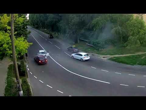 ДТП в Каменске на улице Грушевского