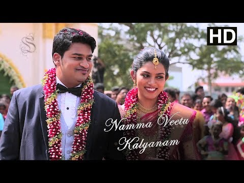 Samuel & Shilpa Dhinakaran's Wedding | #SASHWedding