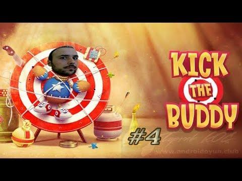 Müzisyen Kankayı Müzik Aletiyle Dövdüm - Kick The Buddy # 4