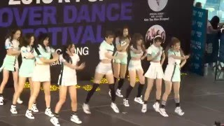 Download Lagu TWICE - Like OOH-AHH / Cheer Up (Dance cover by Ms Echo) @2016 K-POP Cover Dance Festival香港站 Mp3