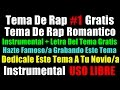 Si Mañana No Estoy - Instrumental rap romantico con letra / Rap Triste/ Historia Rap