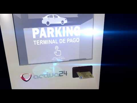 Parking inteligente Activa24 C.A.