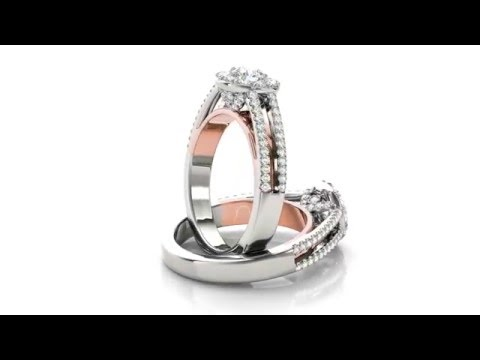 Different Types Of Engagement Ring Styles | Engagement Ring Settings and Diamond Cuts