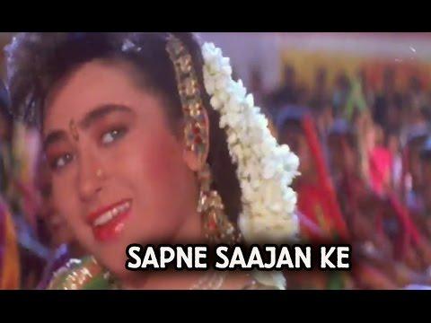 Video Title Song (Video Song)   Sapne Saajan Ke   Karisma Kapoor   Salman Khan download in MP3, 3GP, MP4, WEBM, AVI, FLV January 2017