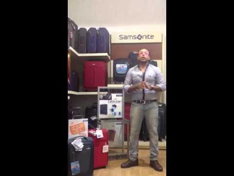 Samsonite - Nuove misure del bagaglio a mano [ITA]