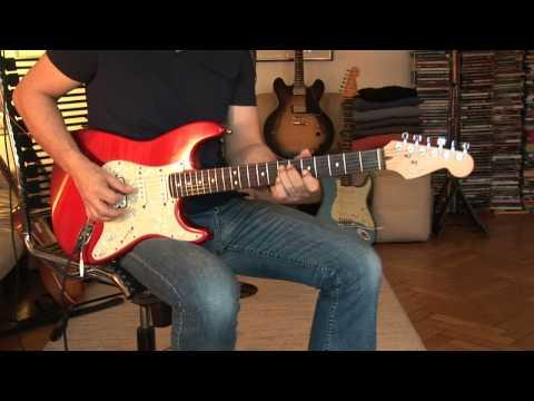 1996 Fender Lonestar Stratocaster (USA)