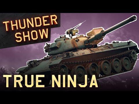Thunder Show: True Ninja