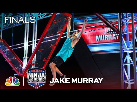 Jake Murray at the Minneapolis City Finals - American Ninja Warrior 2018 - Thời lượng: 4 phút, 6 giây.